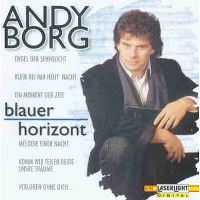 Cover Andy Borg - Blauer Horizont [1996]
